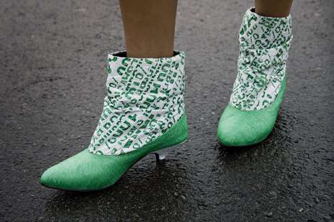 Eco-Chic Footwear