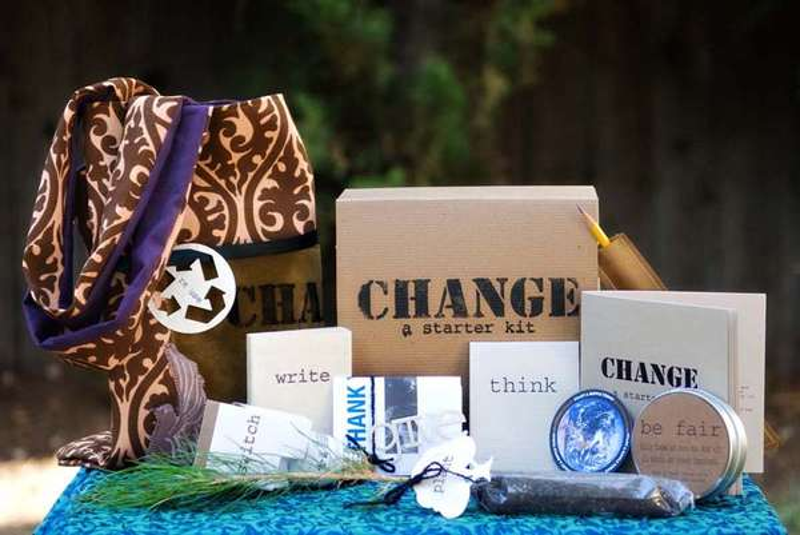 Eco-Friendly Living Kit
