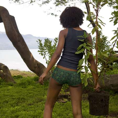Sporty Eco Skivvies