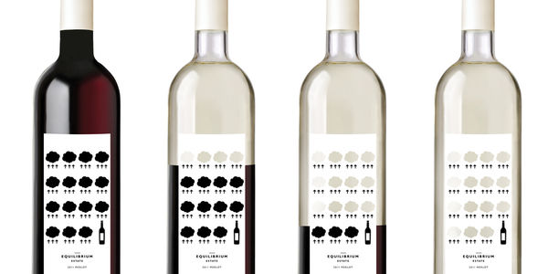 Conscious Graphic Vino Branding