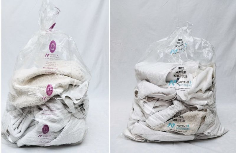 Water-Soluble Laundry Bags