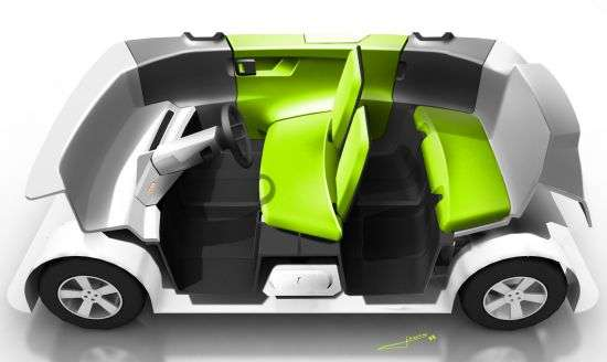Modular Green Autos