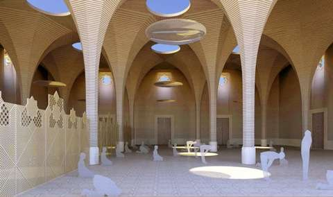 Eco-Friendly Places of Prayer