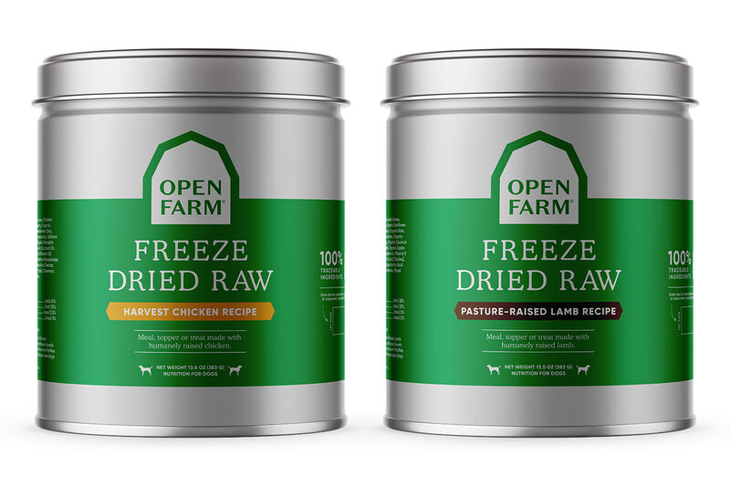 Zero-Waste Dog Food Tins