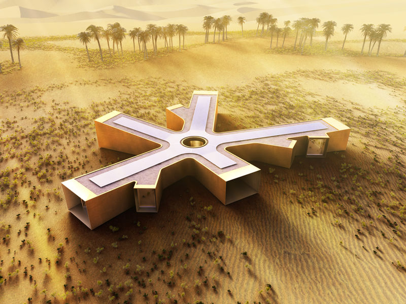 Eco Desert Retreats