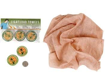 Eco Towel in a Tin