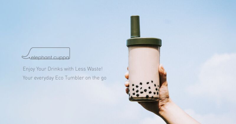 Reusable Eco Tumblers