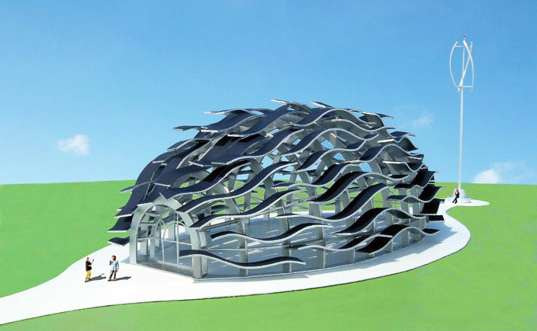 Squiggly Eco-Structures