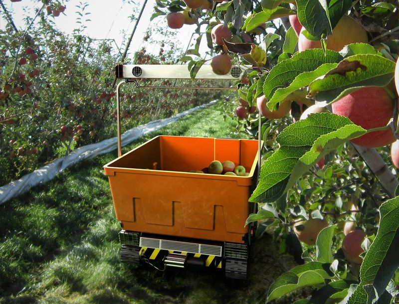 Industrial Agriculture Robots