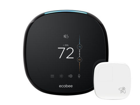Assistant-Enabled Smart Thermostats