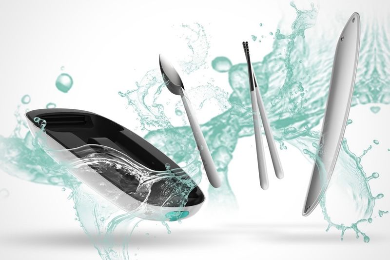 Eco-Friendly Cutlery Kits