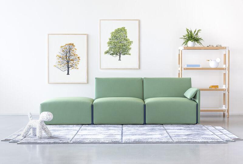 Eco-Conscious Modular Sofas