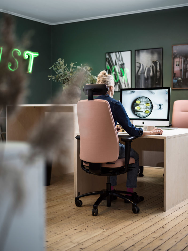 Eco Friendly Office Chairs