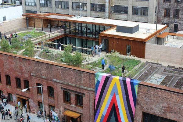 Rooftop Garden Headquarters