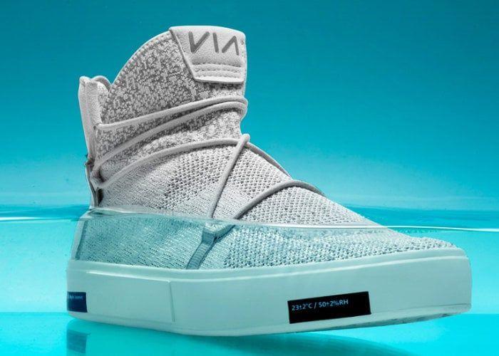 Recycled Ocean Plastic Sneakers