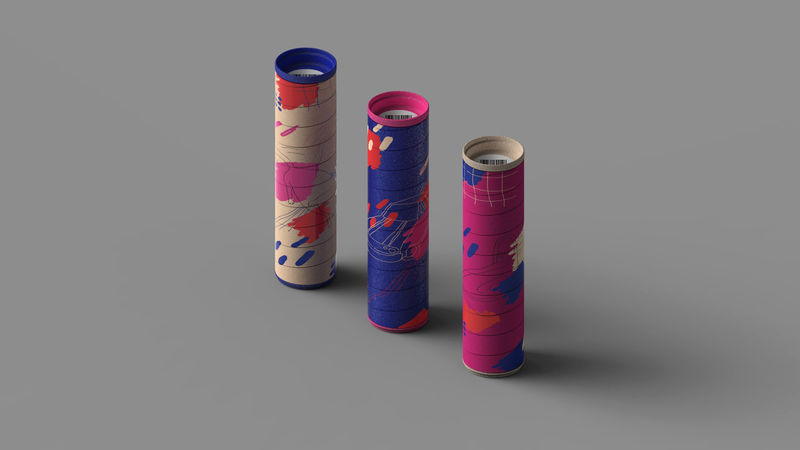 Dual-Purpose Fashion Packaging