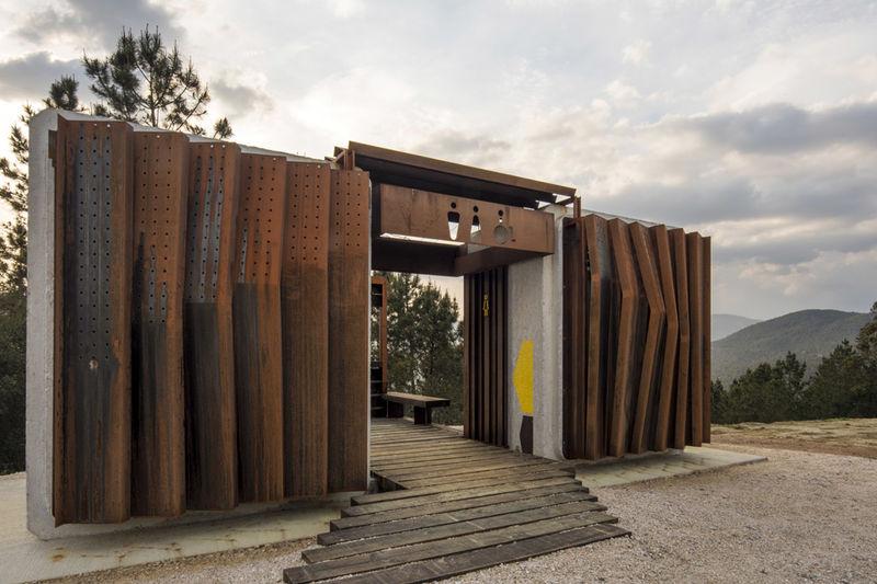 Eco Outdoor Restroom Facilities