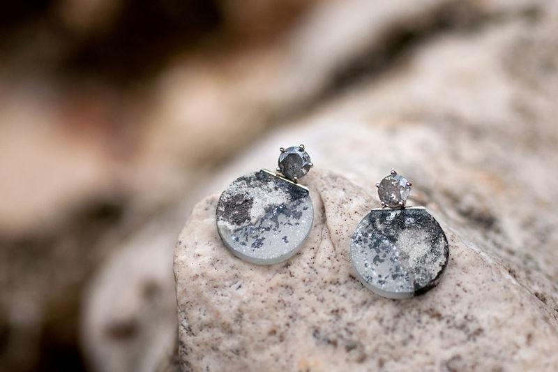 Mixed-Media Eco-Resin Jewelry