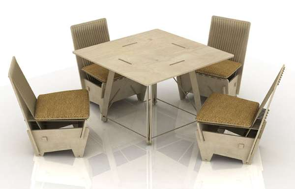 Thrifty Eco Dining Sets