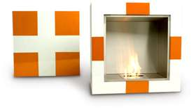 Ecosmart Environmental Friendly Open Fireplace