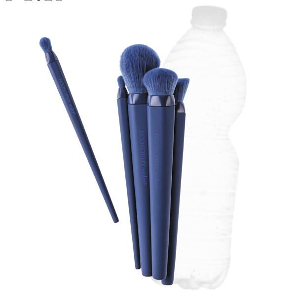 Mono-Material Makeup Brushes
