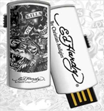 Tattooed USBs
