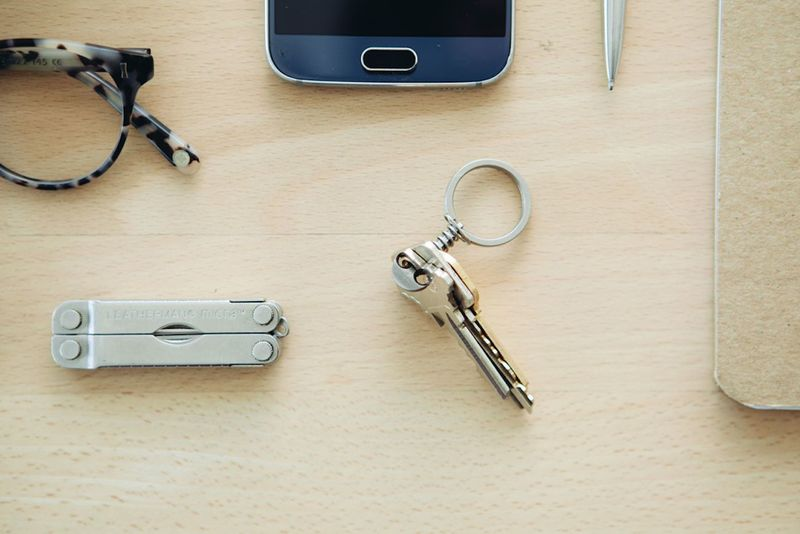 Mini Key Organizer Tools