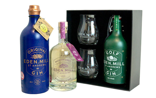 Exotic Travel Retail Gins