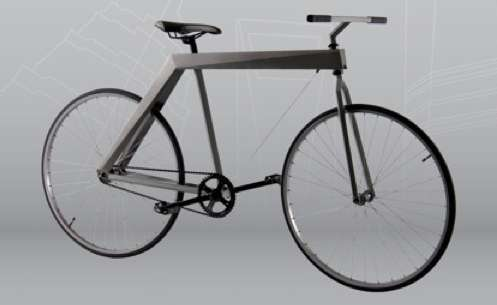 Sharply Framed Pushbikes
