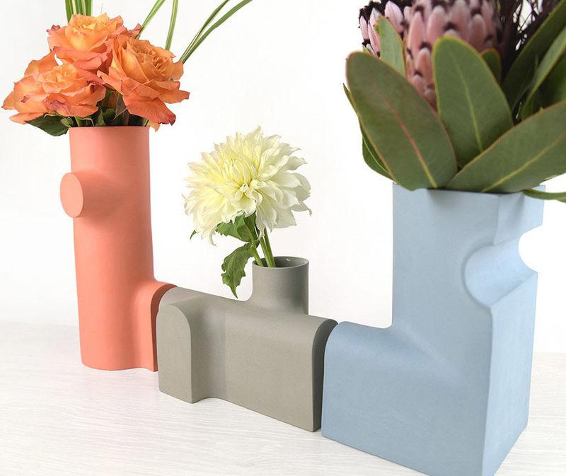Vascular System-Inspired Vases