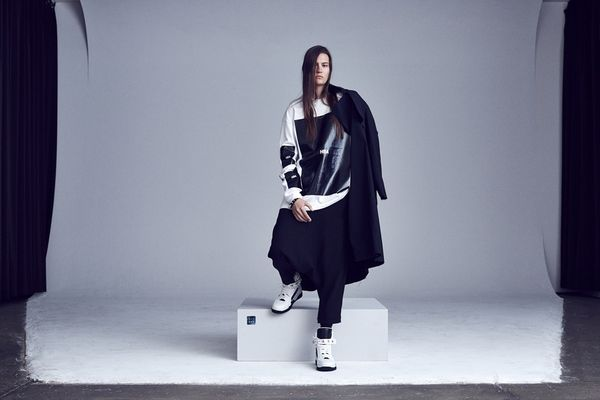 Urban Tomboy Editorials