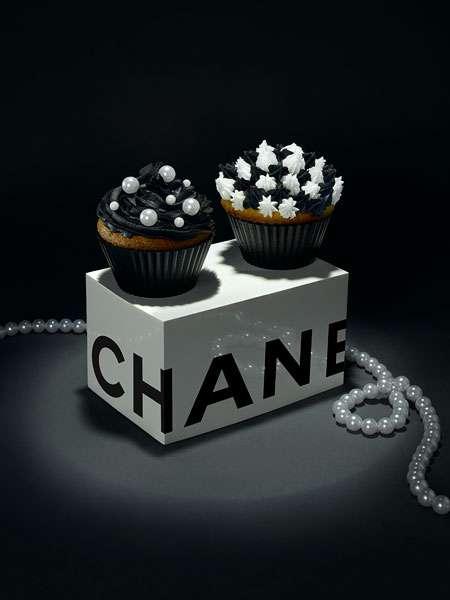 Haute Couture Cupcakes