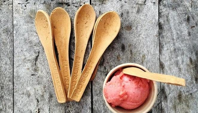 Waste-Free Edible Cutlery