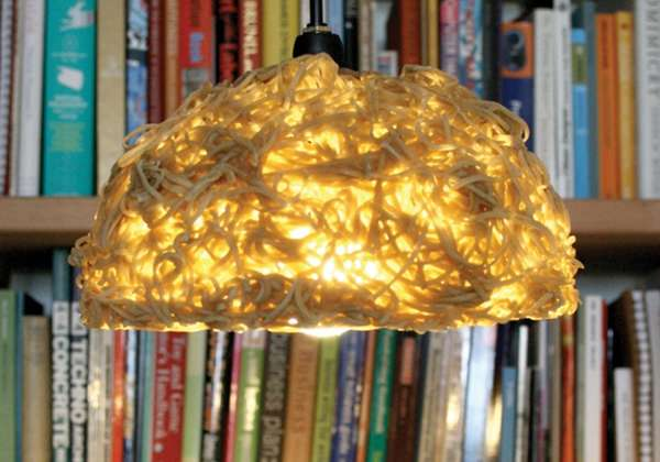 Edible Lamps