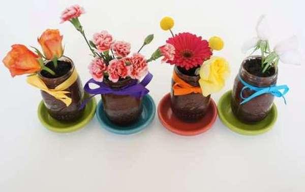 Elegant Flower Cakes