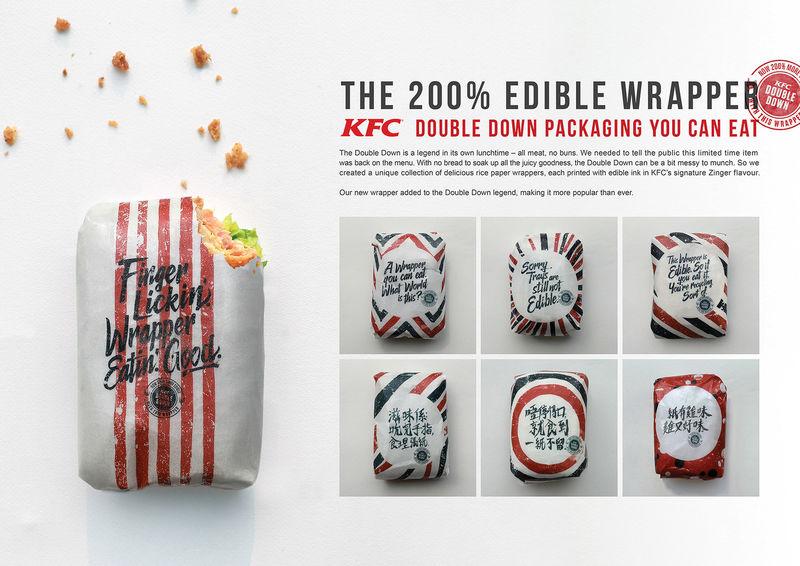 KFC tests sweet edible coffee cup in U.K.