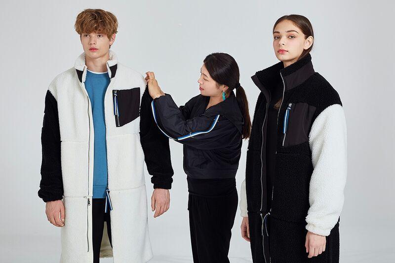 Genderless Modular Clothing