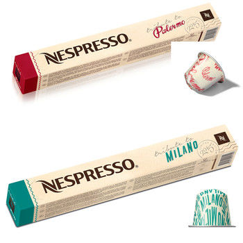 Italian-Honoring Coffee Pods