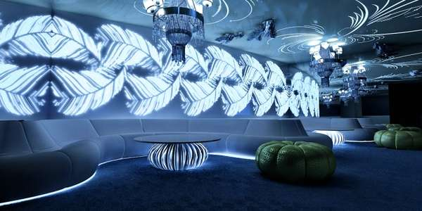 Undersea Interior Designs