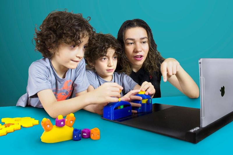 Kid-focused AR Gaming Toys