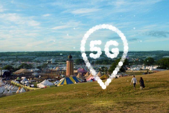 5G Music Festival Networks