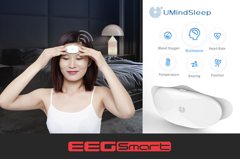 AI Brainwave Sleep Monitors