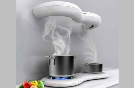 Curvy Cooking Appliances