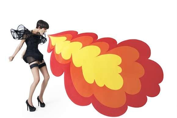 Fire-Breathing Females