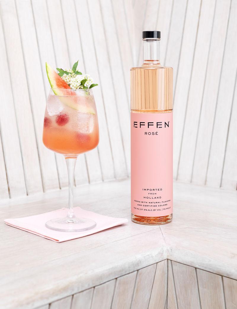 Rosé-Inspired Vodkas