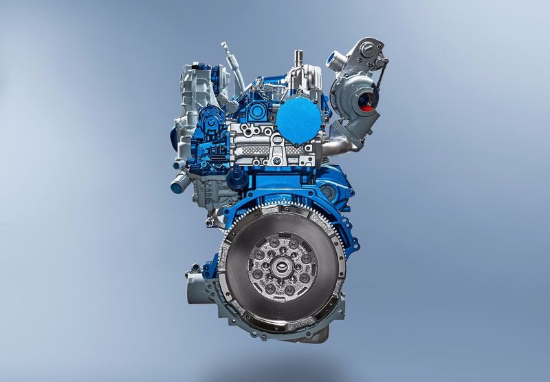 Emissions-Reducing Efficient Engines