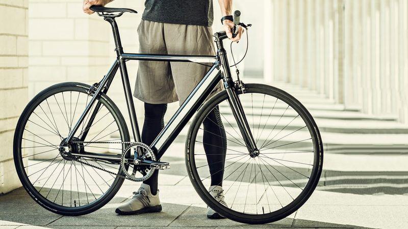 Elegant E-Fixie Bikes