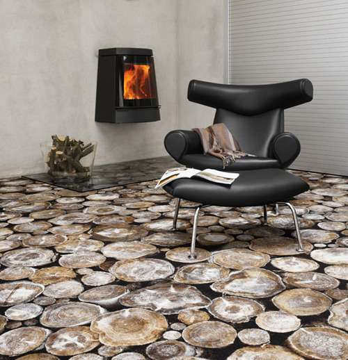 Digital Photo Flooring