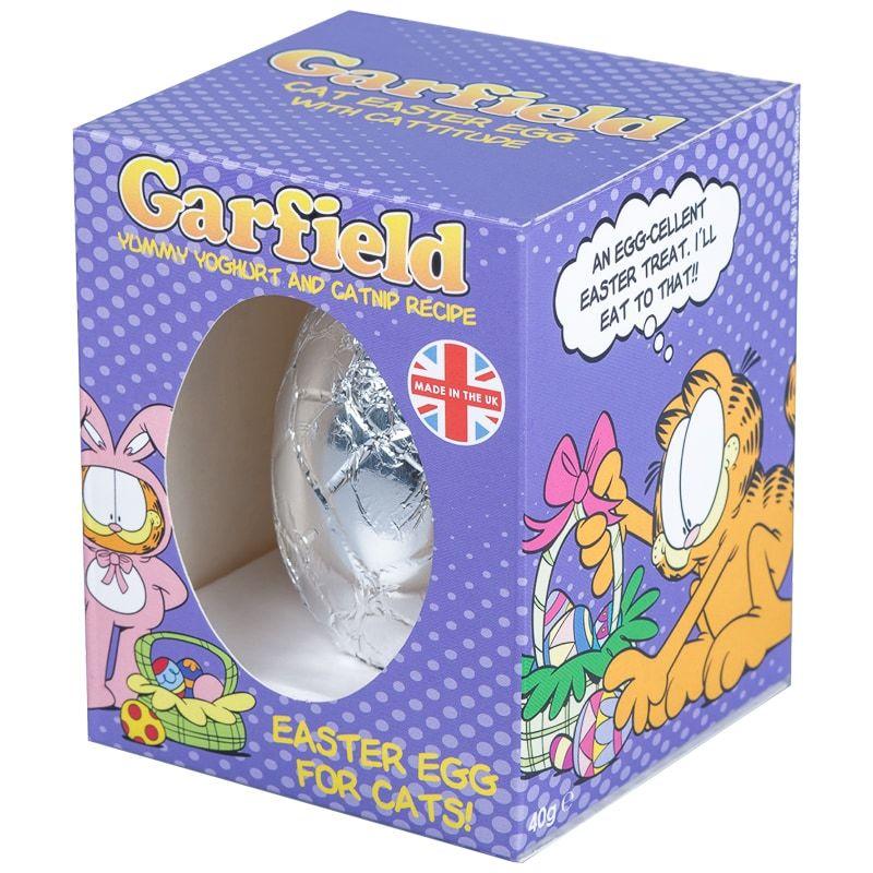 Catnip Easter Eggs