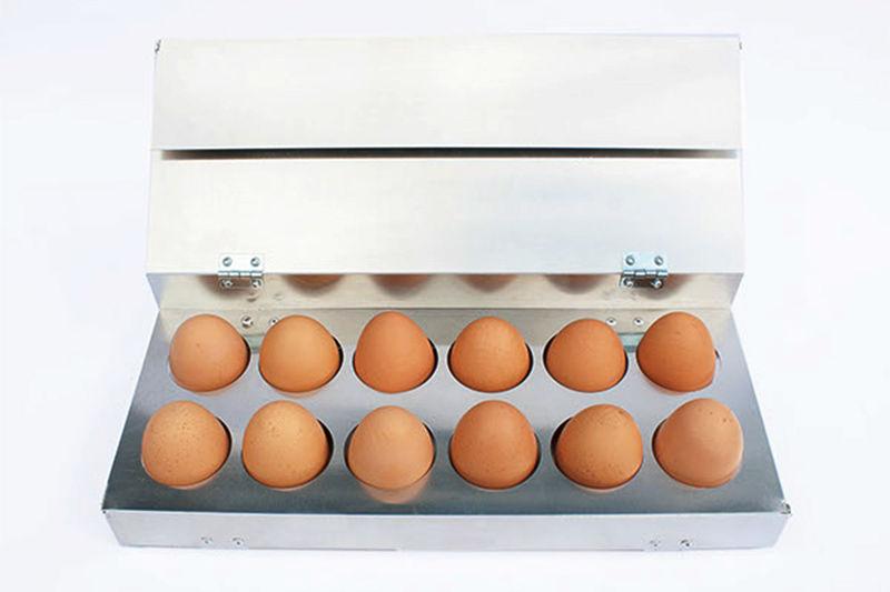 Eco Aluminum Egg Carriers
